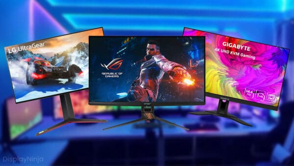 Best 4K 144Hz Gaming Monitors
