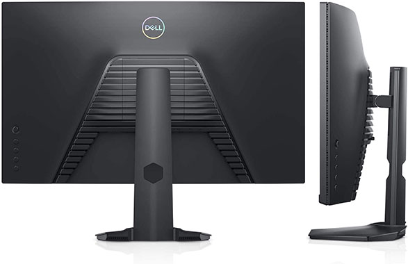Dell S2721HGF Monitor Design