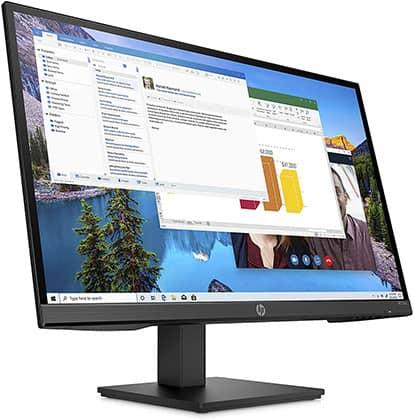 HP M27ha Monitor Design