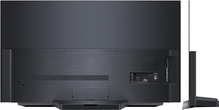 LG OLED48C1 TV Design