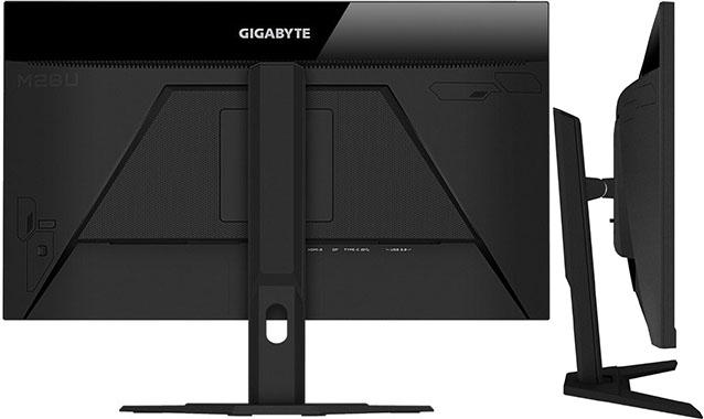 Gigabyte M28U Design