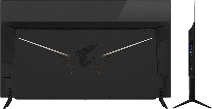 Gigabyte Aorus FO48U Monitor Design
